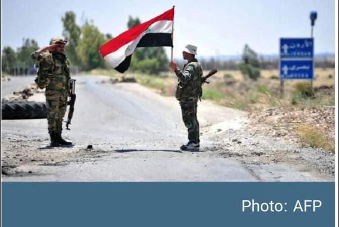 یەپەگە شاری منبجی تەسلیم بە بەشار اسد کردەوە
